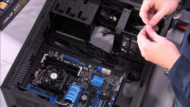 montagem do PC