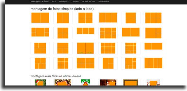 montagem de fotos ferramentas para edição e montagem de fotos