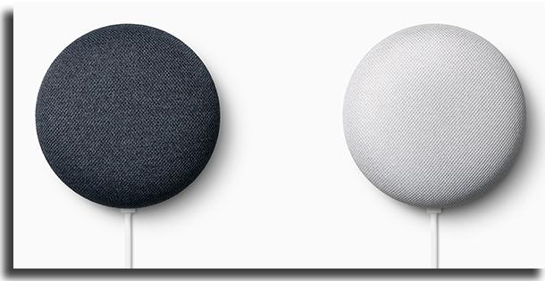 Design Nest Mini vs HomePod