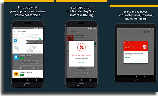 Norton aplicativos para liberar memória no Android