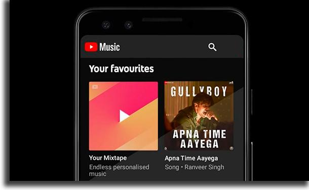 Ferramentas de Descoberta Spotify vs Youtube Music
