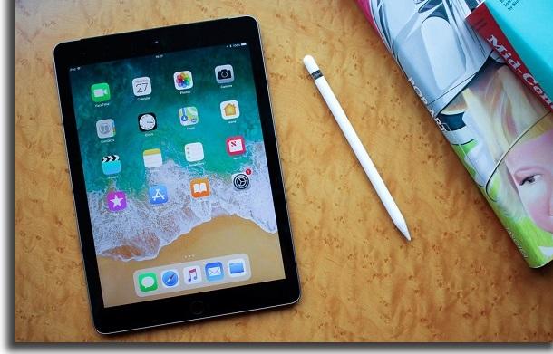 apple pencil e ipad
