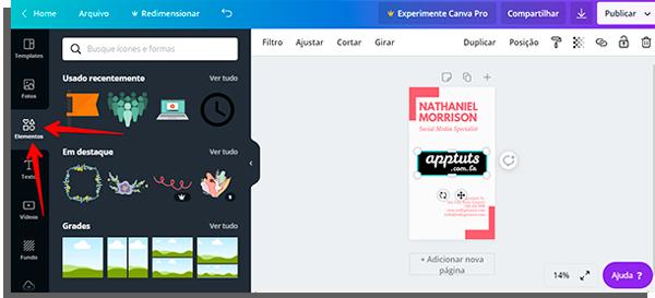como-criar-cartao-virtual-whatsapp-elementos