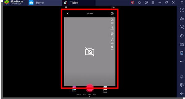 print da tela do app