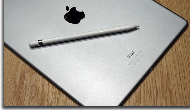 comprar o apple pencil ipad