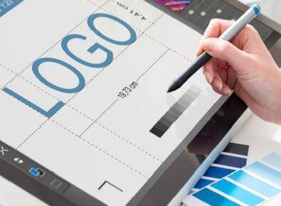 criar um logo capa
