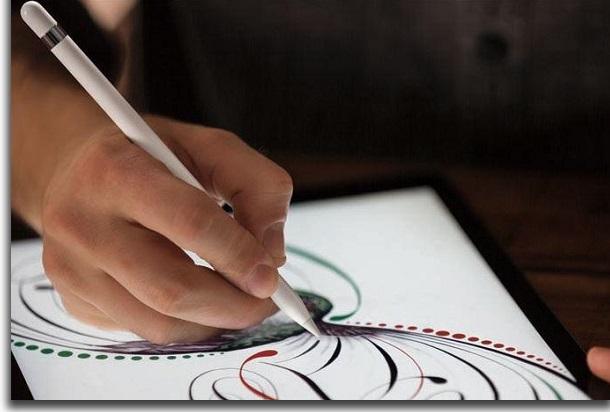 evitar o apple pencil razões