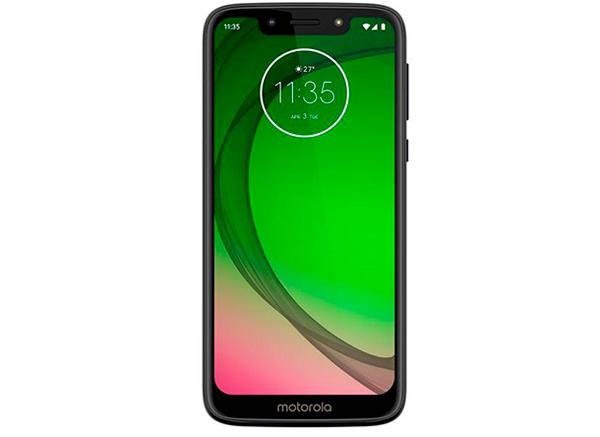 versão play do smartphone da Motorola