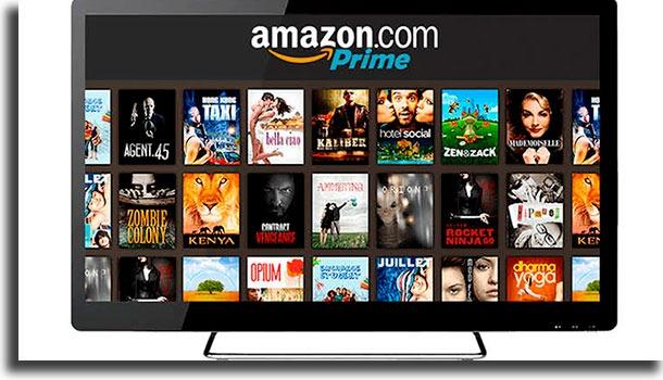 Amazon prime video apps parecidos com o Giganima