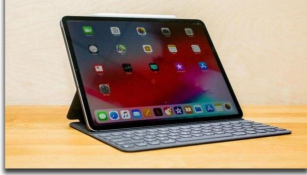 problemas do ipad pro teclado