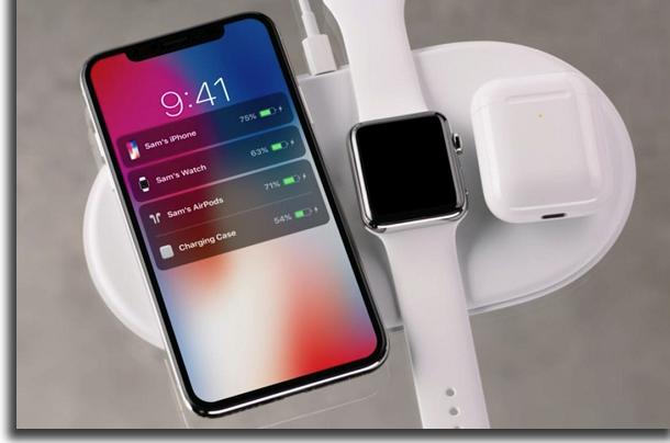 problemas do iphone x carregamento