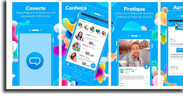 Speaky aplicativos para conversar com estrangeiros