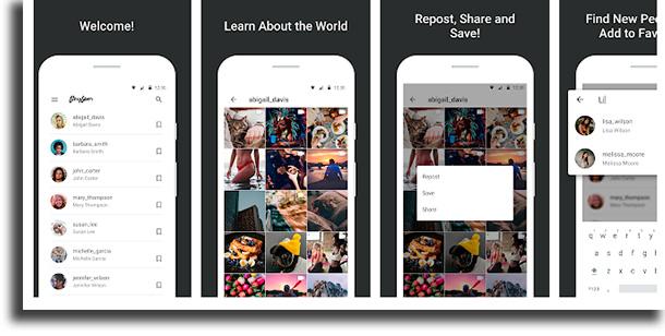 story saver app apps para baixar vídeos e stories