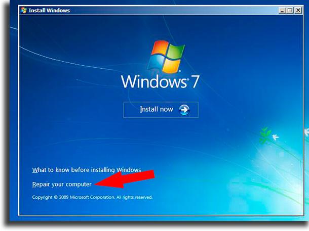Windows Vista e Windows 7 descobrir a senha do Windows