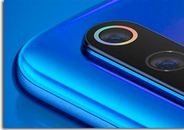 camera do smartphone