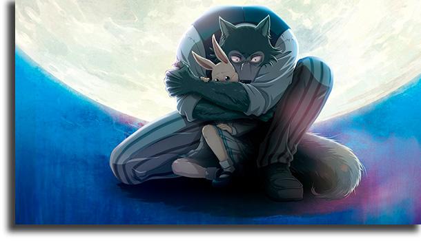 Beastars melhores animes de 2019