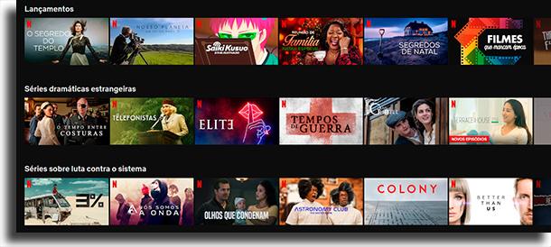 Catálogo Netflix vs Amazon Prime