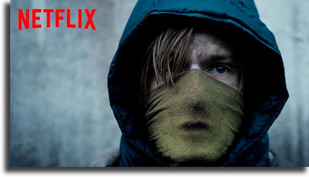 Dark séries mais populares na Netflix