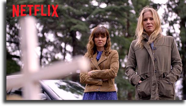 Disque Amiga para Matar séries mais populares na Netflix