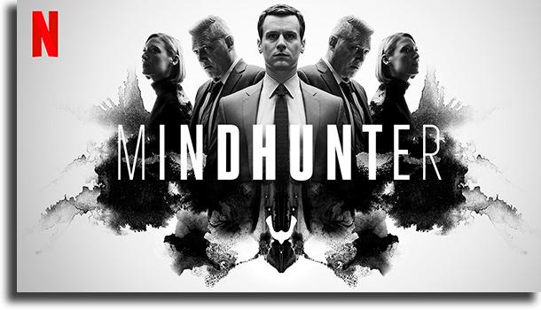 Mindhunter séries mais populares na Netflix