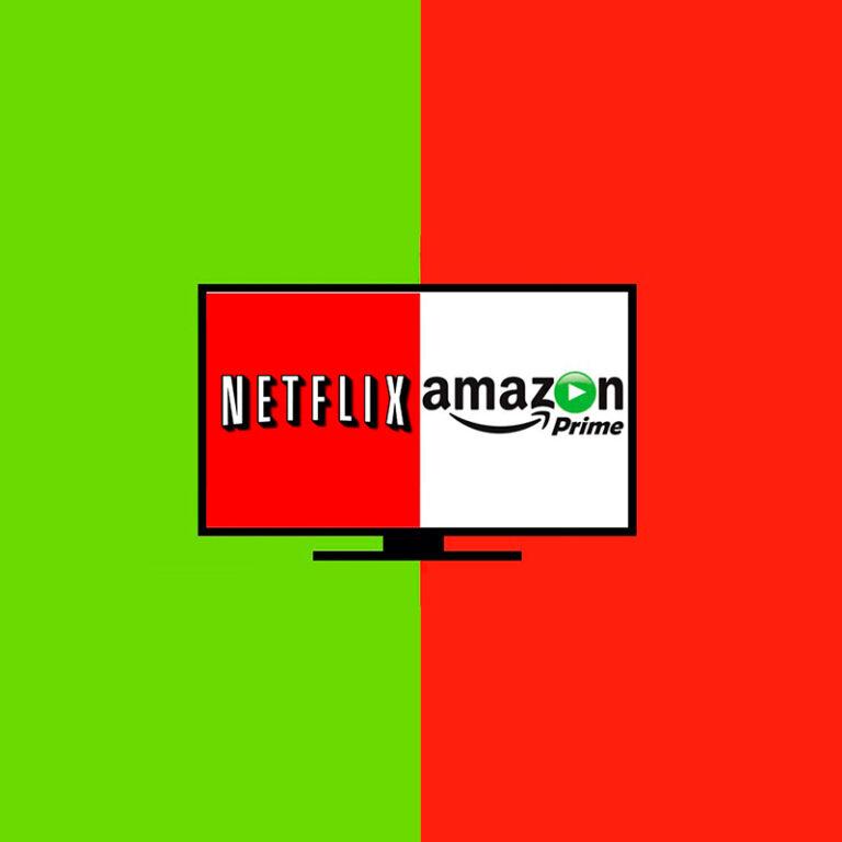 Netflix vs Amazon Prime: Qual o melhor serviço de streaming?