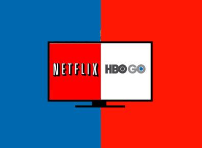 Destaque Netflix vs HBO Go