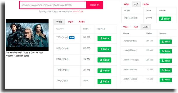 y2mate Como baixar músicas e vídeos do YouTube para Android