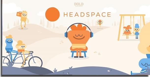 aplicativos para melhorar a memória headspace