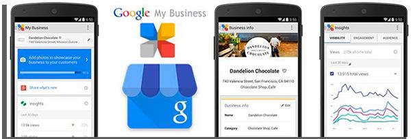 tela do google meu negócio