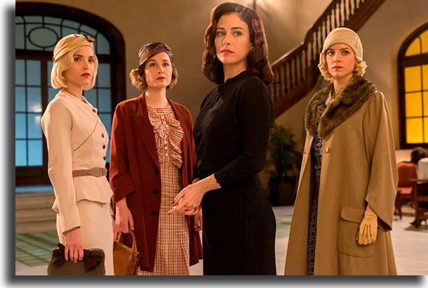 As Telefonistas lançamentos de séries na Netflix em 2020