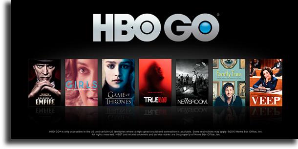 Catálogo Netflix vs HBO Go