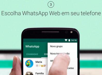 Destaque dicas e truques para o WhatsApp Web