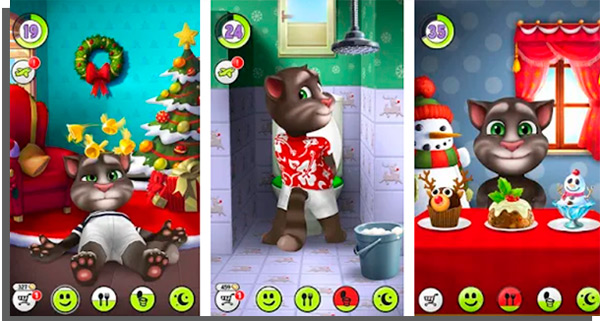 meu talking tom tela