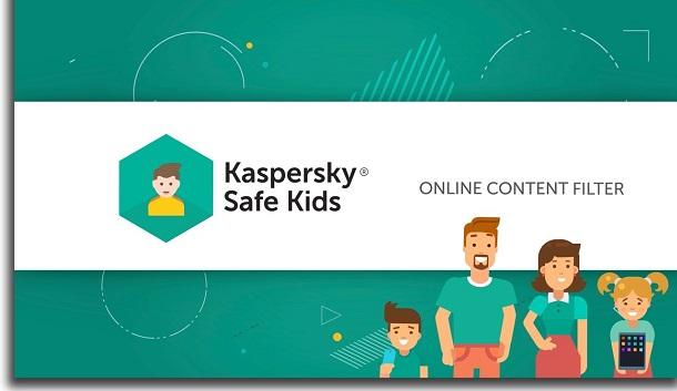 monitorar o celular dos filhos kaspersky