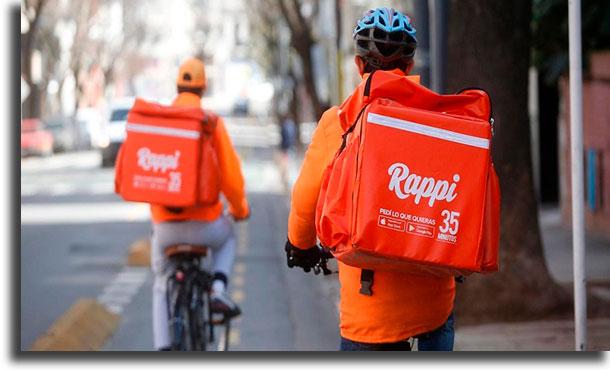 Quanto ganha o entregador Rappi? Como fazer renda extra no Rappi