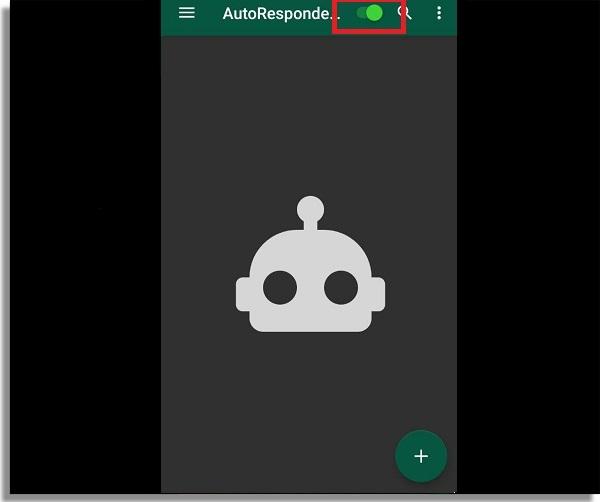 resposta automatica no whatsapp aplicativo