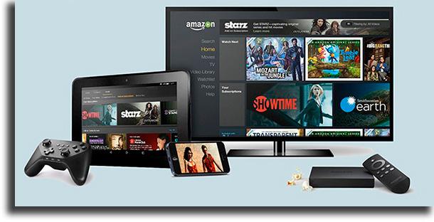 Compatibilidade HBO Go vs Amazon Prime