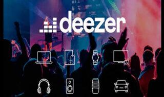 Destaque ver a letra de músicas no Deezer