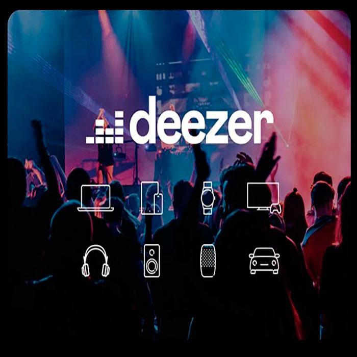 Como ver a letra de músicas no Deezer?