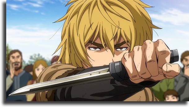 Vinland Saga melhores animes de 2019