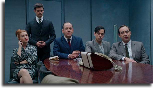 A Very Secret Service best spy shows