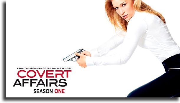 Covert Affairs best spy shows