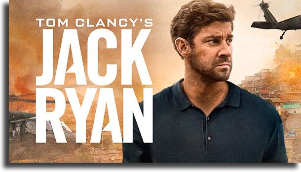 Jack Ryan de Tom Clancy mejores series de espías