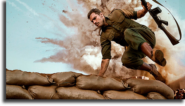 Jadotville melhores filmes Netflix de guerra
