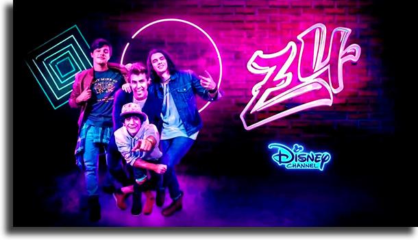 Z4 melhores séries de musicais