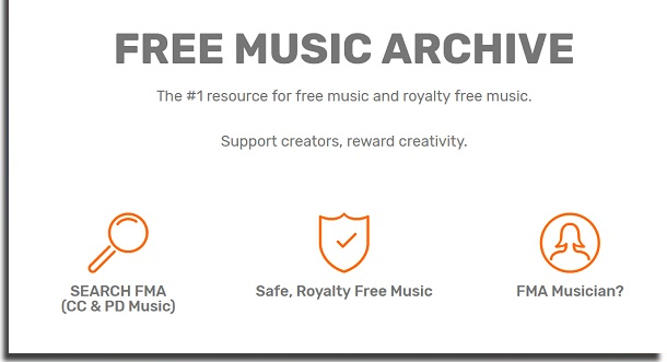 baixar música grátis legalmente free music archive