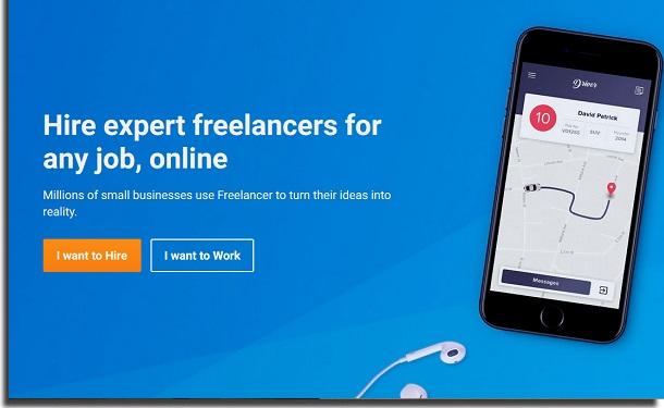 ganhar renda extra trabalhando em casa freelancer
