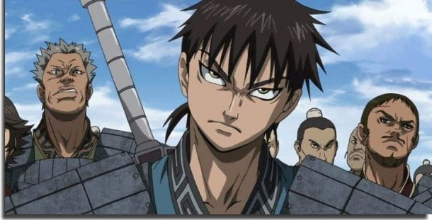 guia de animes 2020 kingdom