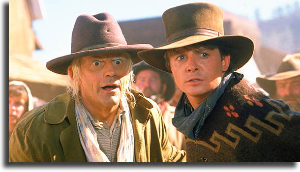 Back to the Future III Best western movies on Netflix