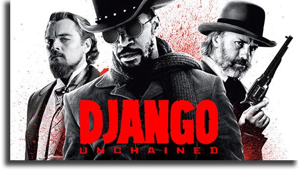 Django Unchained Best western movies on Netflix